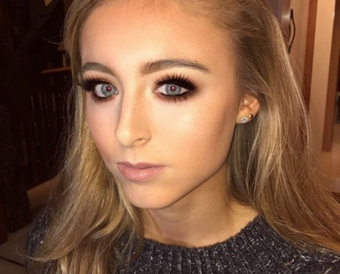 Birthdays and nights out makeup surrey hampshire berkshire, christiane dowling make up