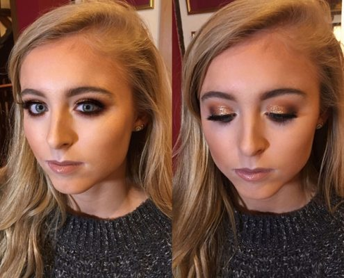 Birthday and special occasions makeup - Christiane Dowling Make Up Artist surrey hampshire berkshire