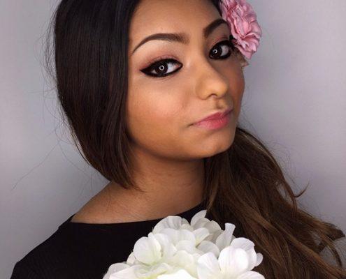 Asian Bridal Makeup Berkshire - Makeup by Christiane - Christiane Dowling Makeup Artistry - engagement, weddings, bridak makeup