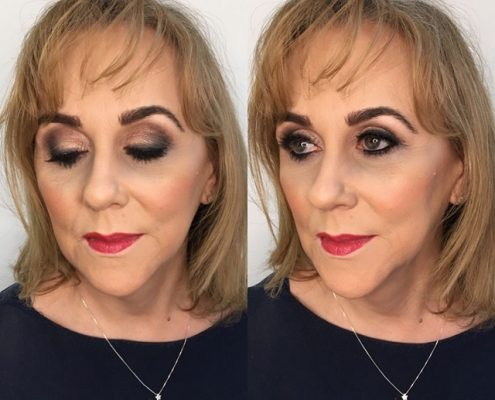 special occasion make up - christiane dowling