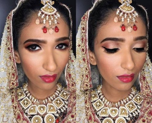 Asian Bridal Makeup - Makeup by Christiane - Christiane Dowling Makeup Artistry