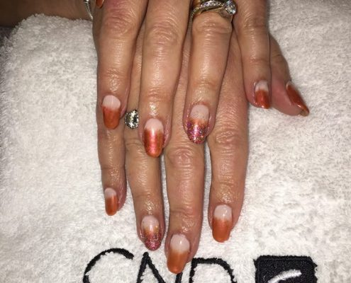 Shellac nails Camberley