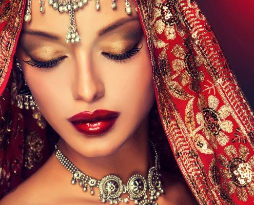 Asain Bridal Makeup - Christiane Dowling Professional Makeup Artist