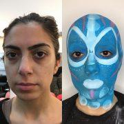 Professional SFX Makeup Artist - Sandhurst Berkshire