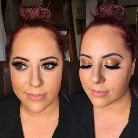 Bridal Makeup - Christiane Dowling - Professional Wedding Makeup Artist Camberley