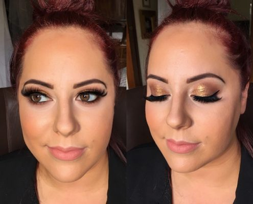 Bridal Makeup - Christiane Dowling - Professional Wedding Makeup Artist Camberley
