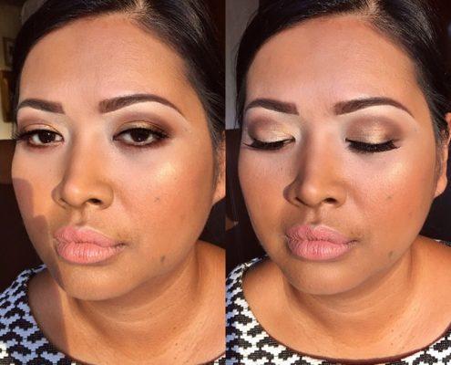Bridesmaid Makeup - Christiane Dowling - Bridal Makeup Artist Camberley