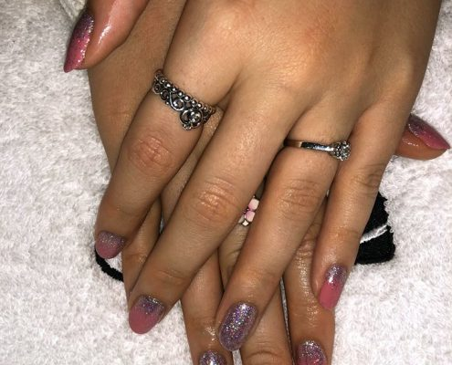 SHELLAC NAILS - BRACKNELL WOKINGHAM FLEET