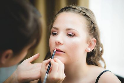 Bridesmaid Makeup - The Berystede Hotel in Ascot - Christiane Dowling Makeup Artistry