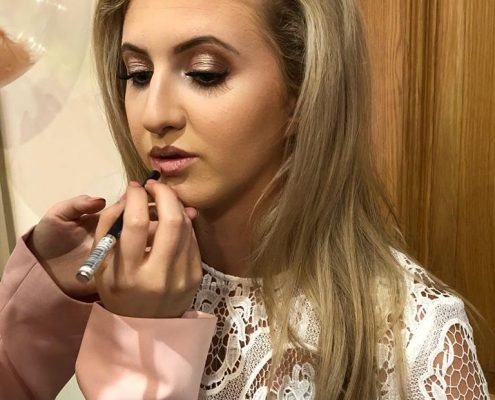 Professional Bridal Makeup Artist - Christiane Dowling