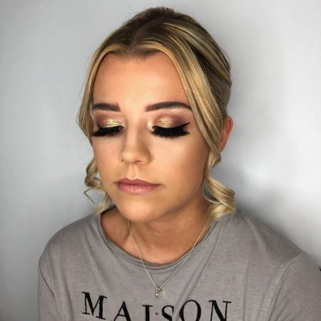Special Occasion Makeup by Christiane Dowling - Ascot Races Berkshire