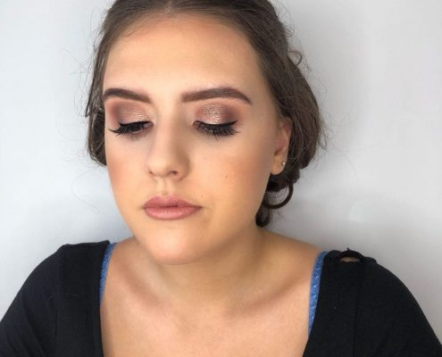 Professional Prom Makeup - Camberley Yateley Fleet Farnborough Aldershot