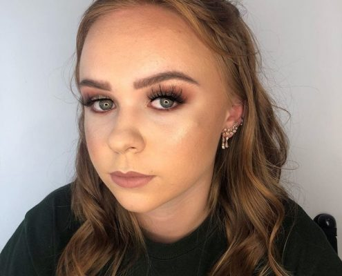 Prom Makeup - Crowthorne Berkshire