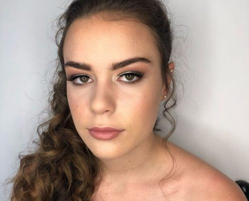Prom Makeup - Camberley Surrey