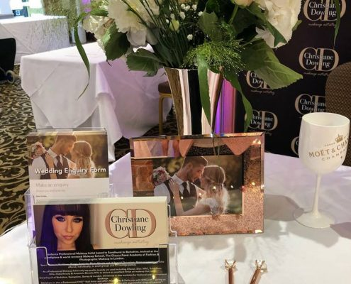 Christiane Dowling Makeup Artistry - Prestige Wedding Fairs