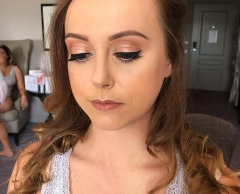 Professional Makeup Artist - Bridesmaid Makeup by Christiane Dowling Makeup Artistry