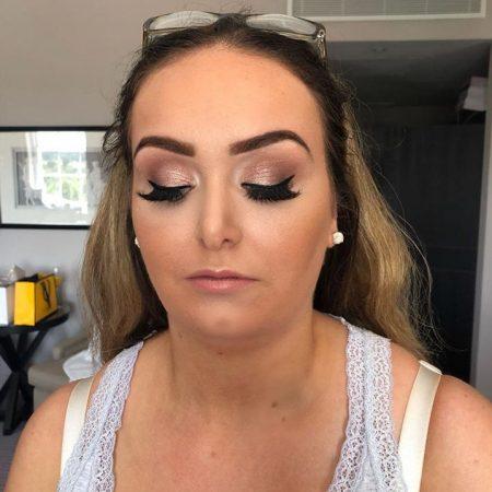 Professional Makeup Artist - Bridesmaid Makeup by Christiane Dowling Makeup Artistry