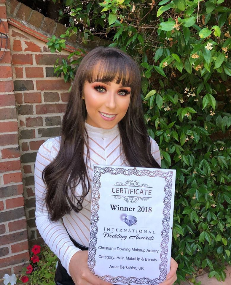 International Wedding Awards - Winner 2018