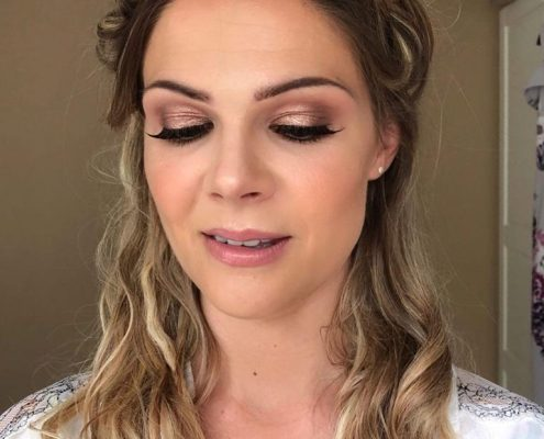Professional Bridal Makeup Artist - Camberley Surrey