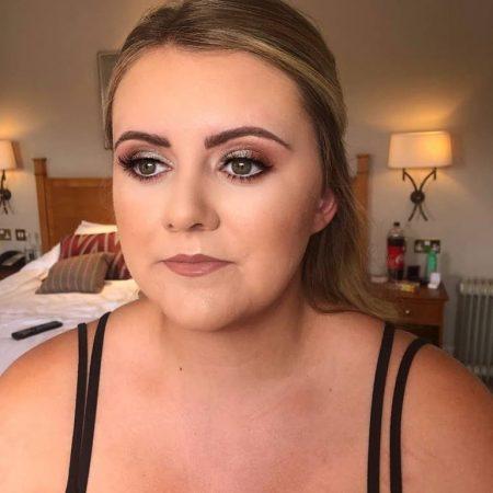 Wedding Makeup - The Elvetham Hotel - Christiane Dowling Makeup Artistry