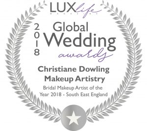 LUX Global Wedding Award Winner - Christiane Dowling Makeup Artistry