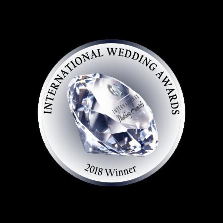 International Wedding Awards Winner 2018