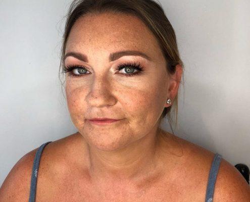 Wedding Makeup - Christiane Dowling Makeup Artistry - Pineridge Golf Course Camberley