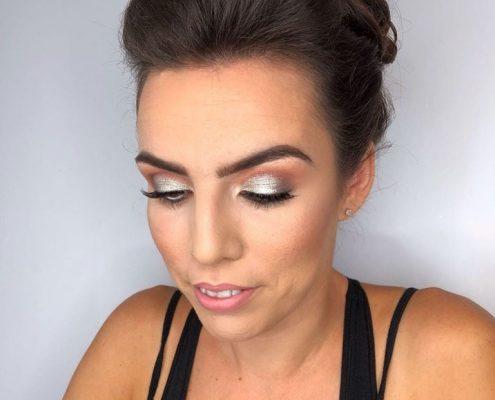 Bridesmaid Makeup - Christiane Dowling Makeup Artistry - Pineridge Golf Course Camberley