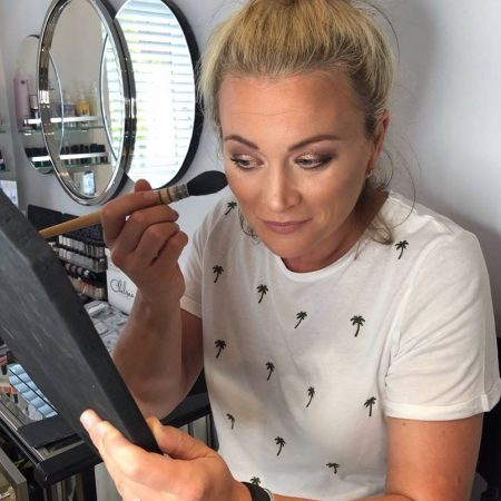 Professional Makeup Lessons - Berkshire Surrey Hampshire
