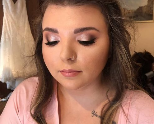 Professional Wedding Makeup Artist - Christiane Dowling