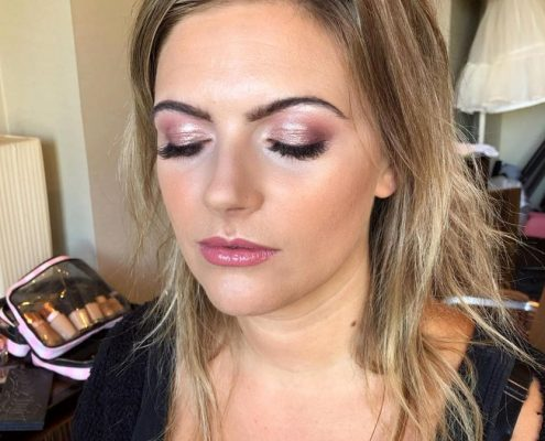 Christiane Dowling Makeup Artistry - Bridesmaid Makeup Artist - Crowne Plaza Reading