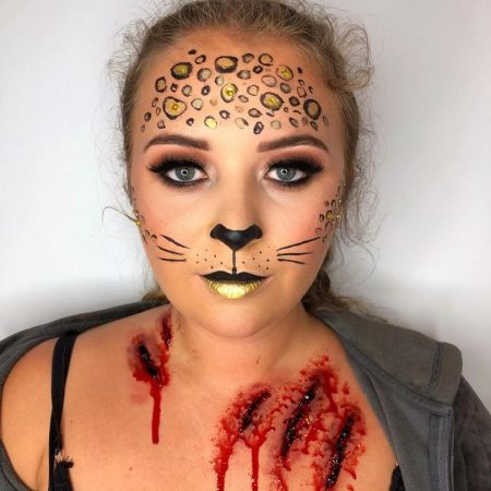 Halloween Makeup - Ascot Berkshire