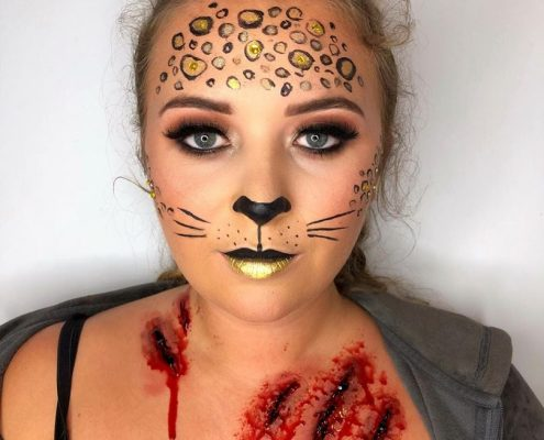 Halloween Makeup - Ascot Berkshire