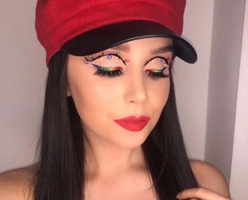 Christmas Makeup - Makeup Artist Camberley Surrey