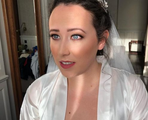 Bridal Makeup in Surrey - Christiane Dowling Makeup Artistry
