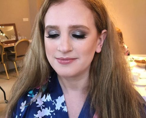 Wedding Makeup - The Elvetham Hotel in Hook - Christiane Dowling Makeup Artistry