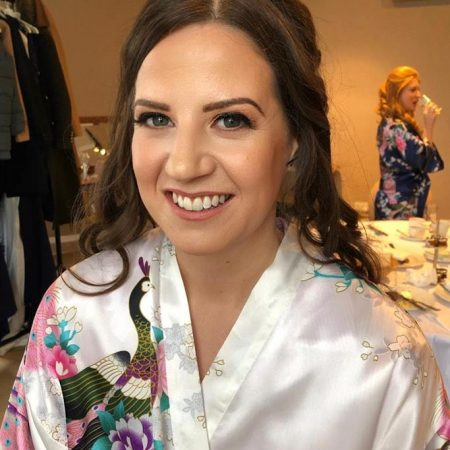 Wedding Makeup - The Elvetham Hotel in Hook - Christiane Dowling Makeup Artistry
