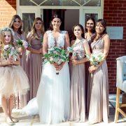 Wedding Makeup - Camberley Surrey - Christiane Dowling Makeup Artistry