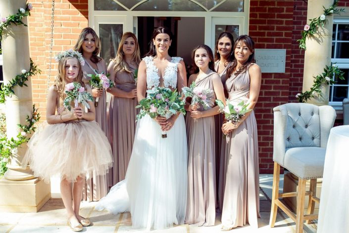 Wedding Makeup - Camberley Surrey - Christiane Dowling Makeup Artistry