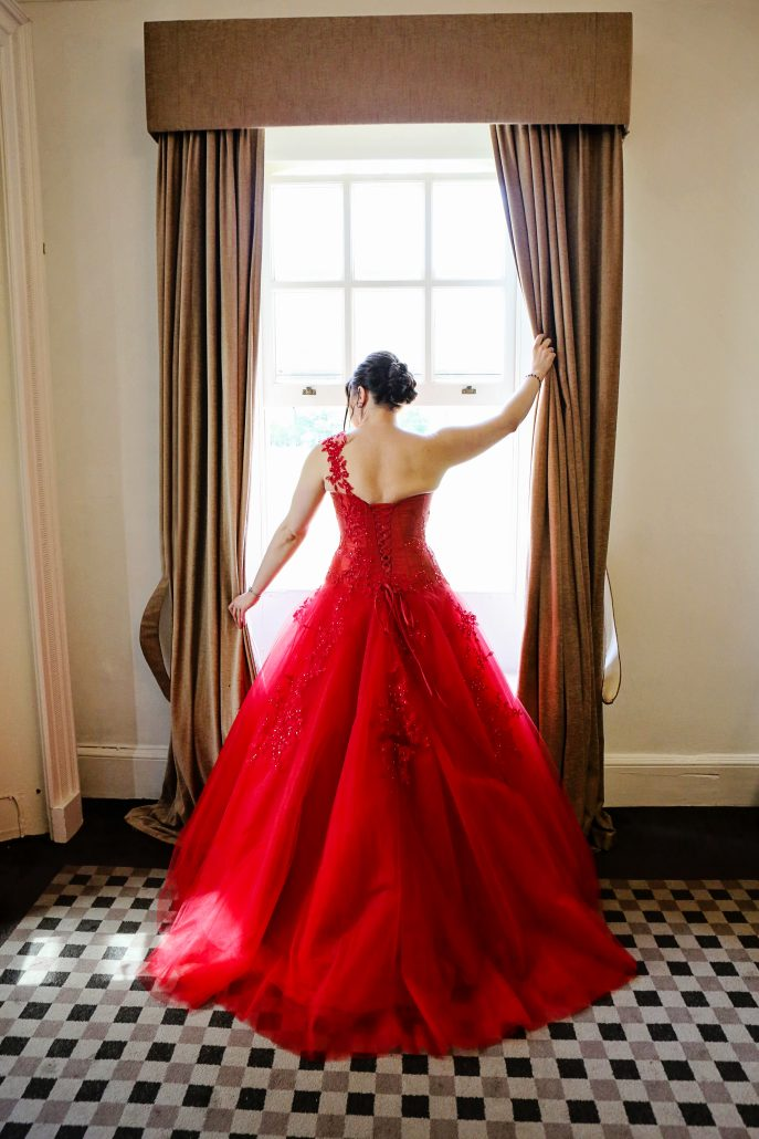Wedding Makeup by Christiane Dowling - Warbrook House Eversley