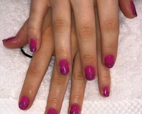 SHELLAC NAILS - SANDHURST