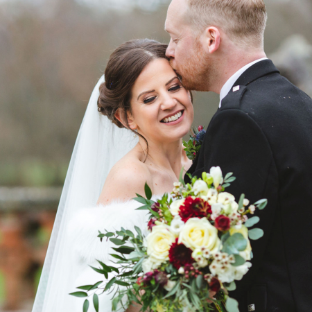 Wedding Makeup at The Elvetham Hotel in Hook, Hampshire by Christiane Dowling