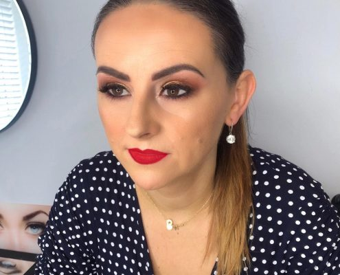 Professional Makeup Artist in Yateley, Hampshire