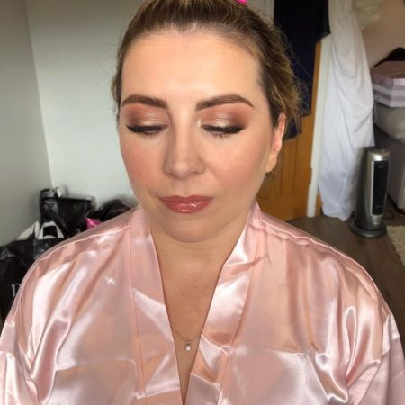 Bridesmaid Makeup by Christiane Dowling Makeup Artistry