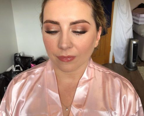 Bridesmaid Makeup by Christiane Dowling Makeup Artistry
