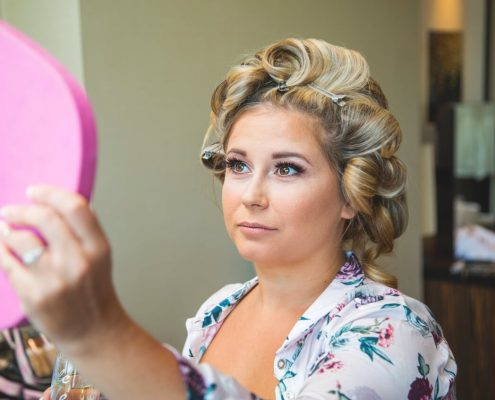 Wedding Makeup at the Crowne Plaza in Reading Berkshire