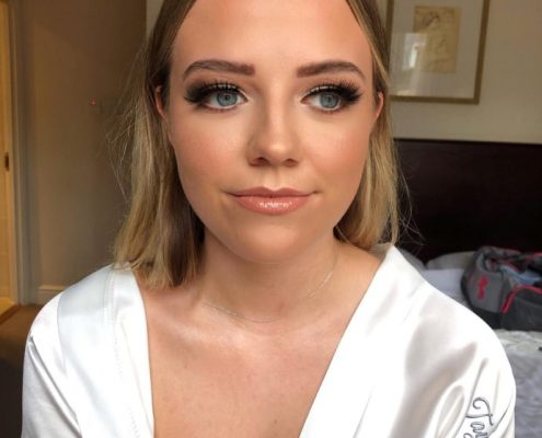 Bridesmaid Makeup in Camberley Surrey