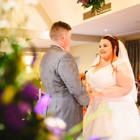 Wedding Makeup at The Potter's Heron in Romsey in Hampshire