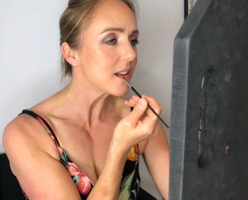 Bridal Makeup Lessons in Berkshire
