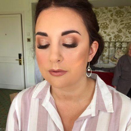 Bridesmaid Makeup - Oakley Court Hotel Windsor